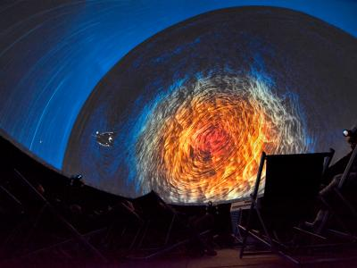 High fidelity fullDome projections