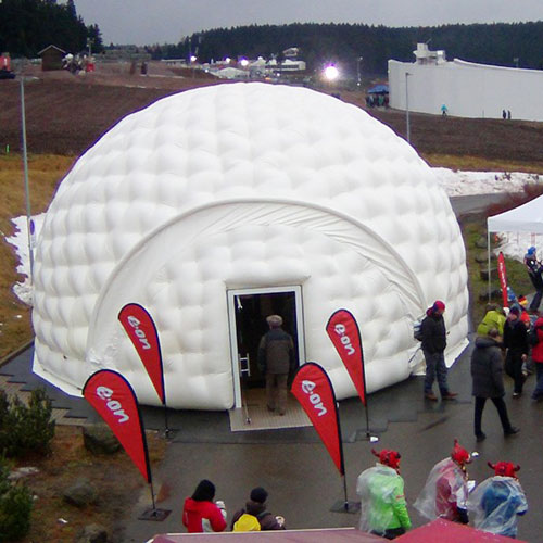 Exhibition-tent aiRdome